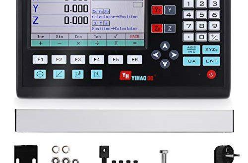 DigitalanzeigeBaugger 7 Zoll LCD Gitter CNC Drehmaschine Bedienfeld Steuerplatine Gravierfraesmaschinen Steuerungssystem 500x330 - Digitalanzeige,Baugger- 7-Zoll-LCD-Gitter CNC-Drehmaschine Bedienfeld-Steuerplatine Gravierfräsmaschinen-Steuerungssystem
