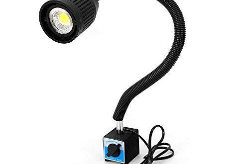 Drehmaschine Lampe YUNRUX CNC 220V Maschinenlampe Magnetische LED Arbeitsleuchte LED 500x330 - Drehmaschine Lampe YUNRUX CNC 220V Maschinenlampe Magnetische LED Arbeitsleuchte LED Werkzeug Maschinenleuchte Mit Flexibel Licht Arm einstellbar Magnetic Base